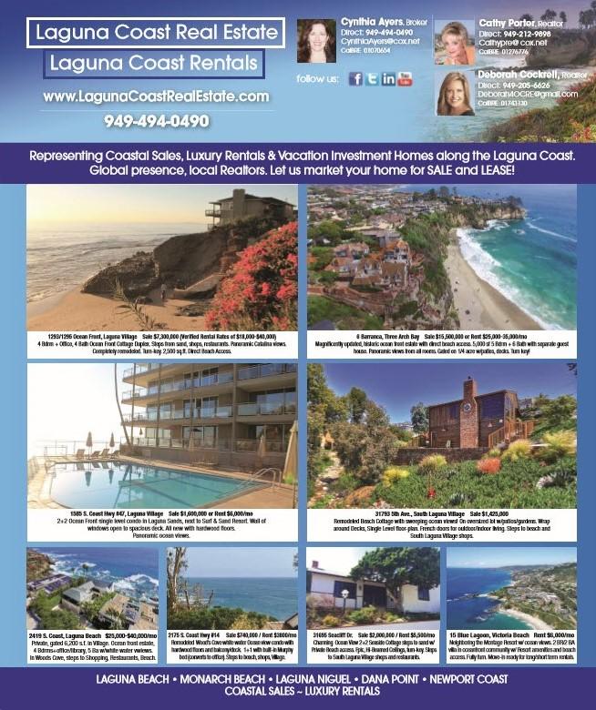 Laguna Coast Real Estate
