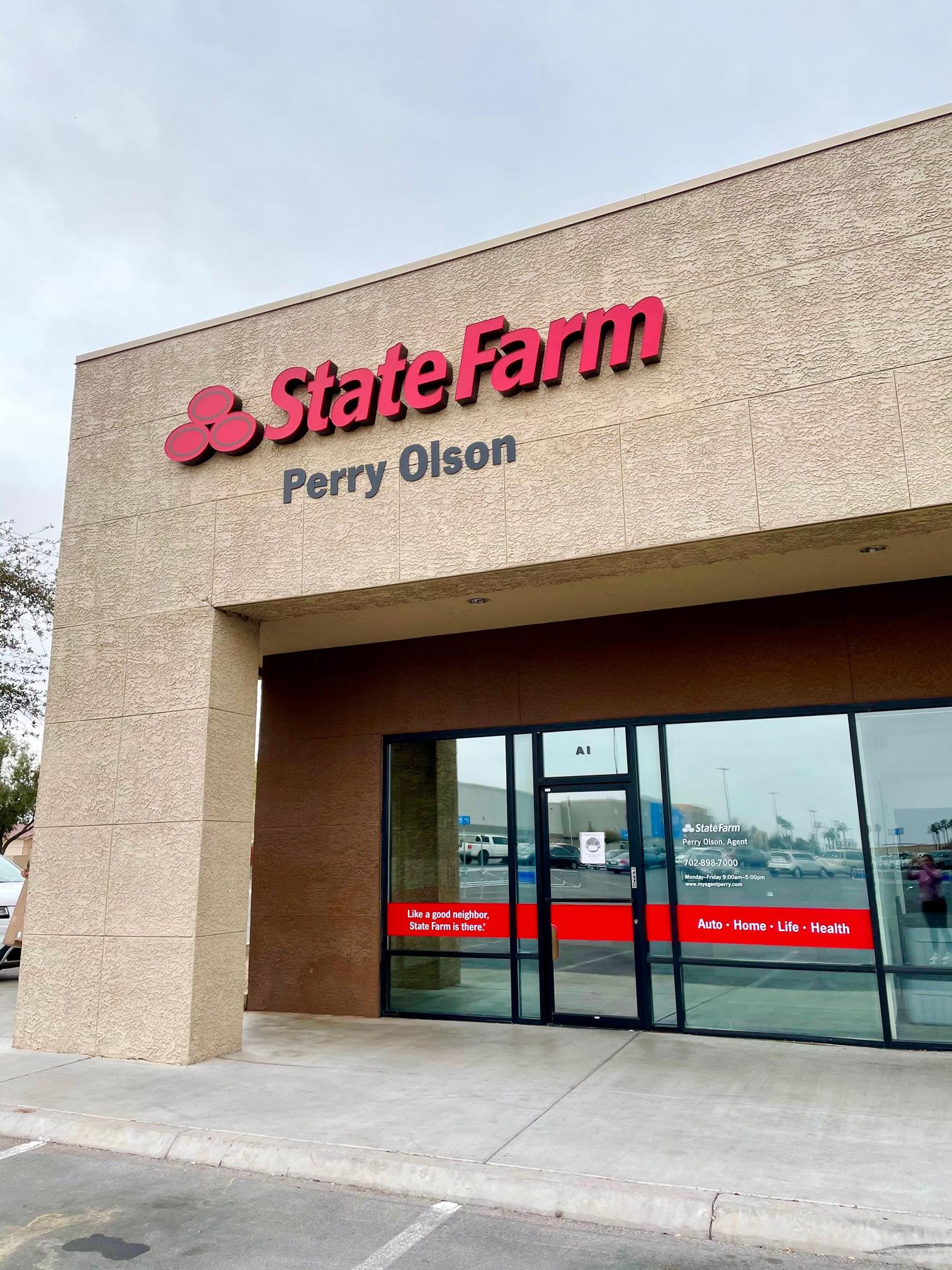 Perry Olson - State Farm Insurance Agent in Las Vegas, NV ...