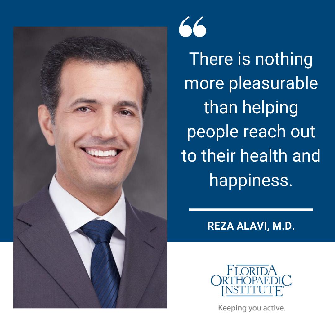 Dr. Alavi Physician Headshot