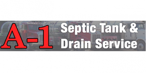 A 1 Septic Tank Amp Drain Service Coupons Near Me In 8coupons