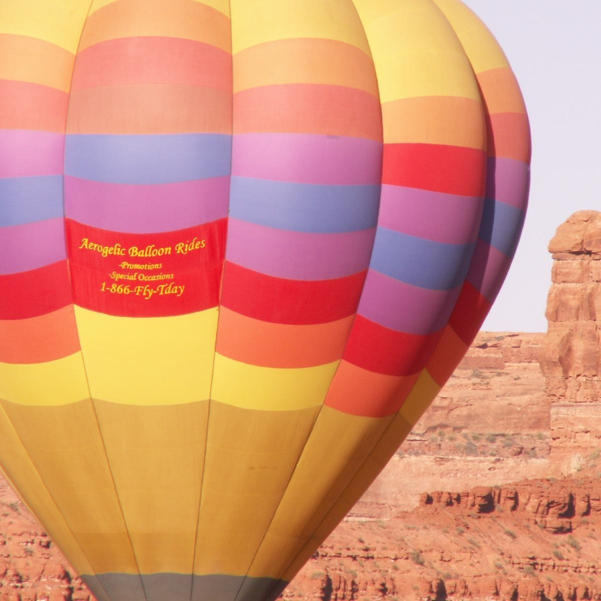 Phoenix Hot Air Balloon Rides Aerogelic Ballooning