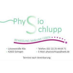Bild zu Physio Schlupp in Solingen