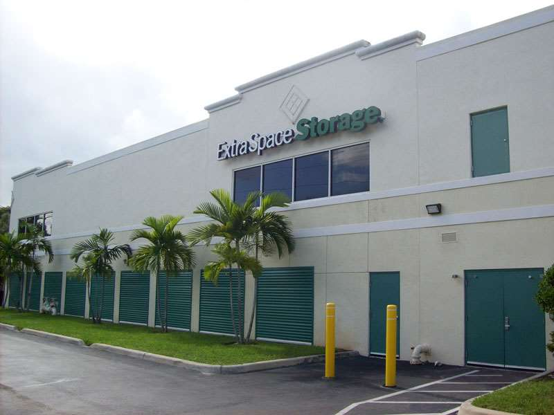Extra Space Storage West Palm Beach Florida Fl