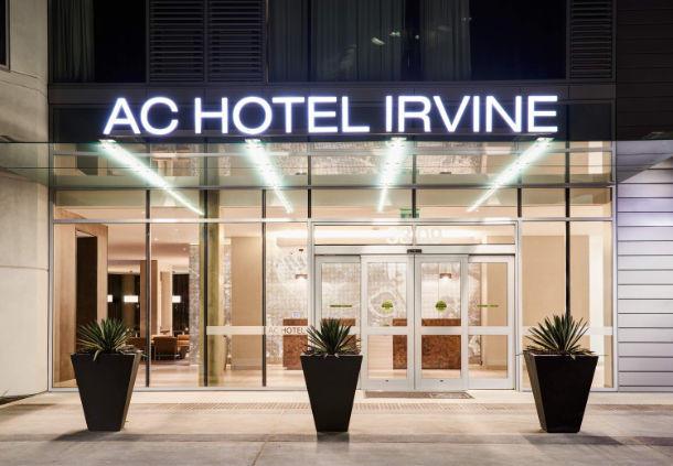 ac hotel by marriott irvine in irvine ca 92612. Black Bedroom Furniture Sets. Home Design Ideas