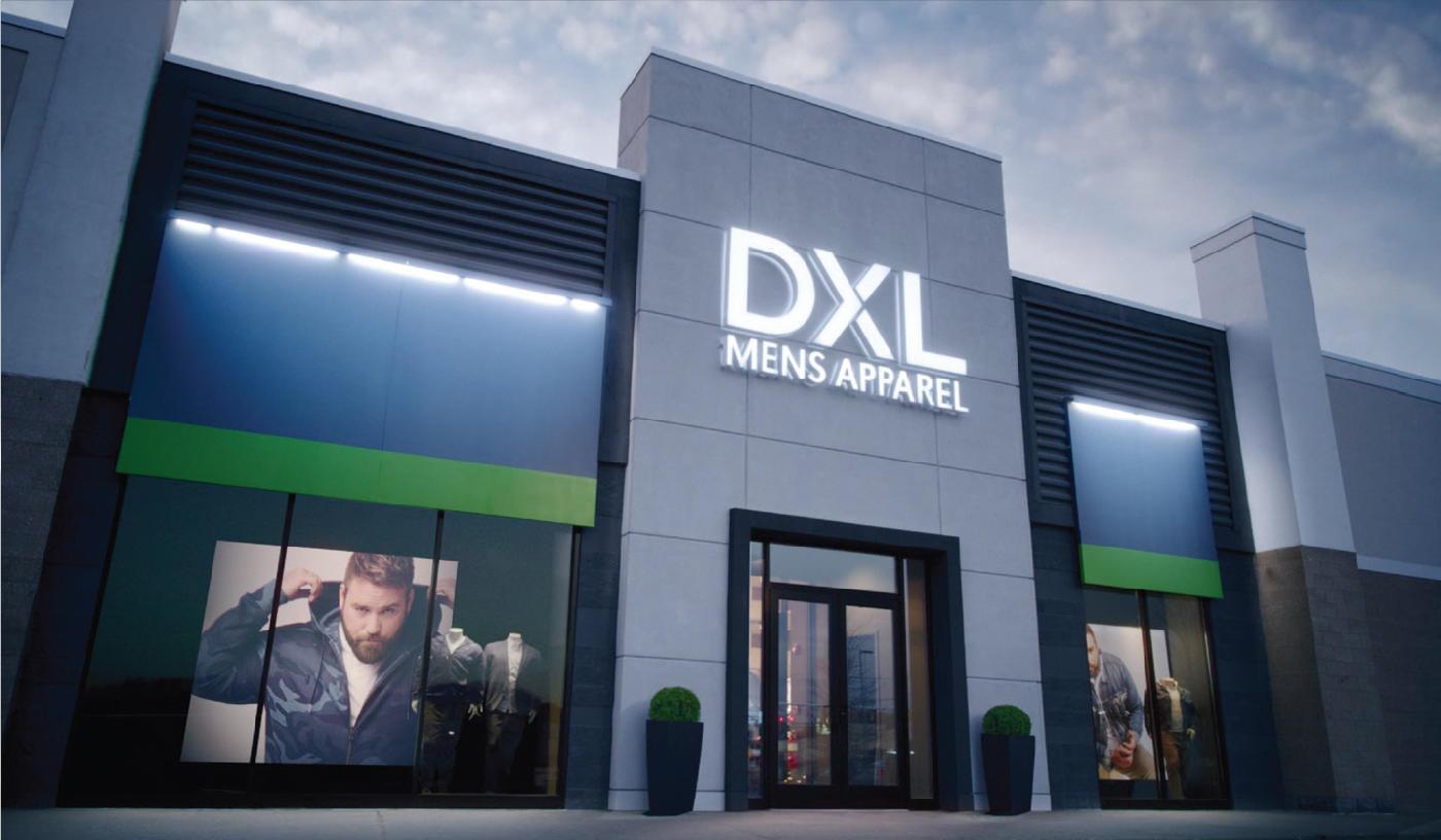 DXL Big + Tall - CLOSED