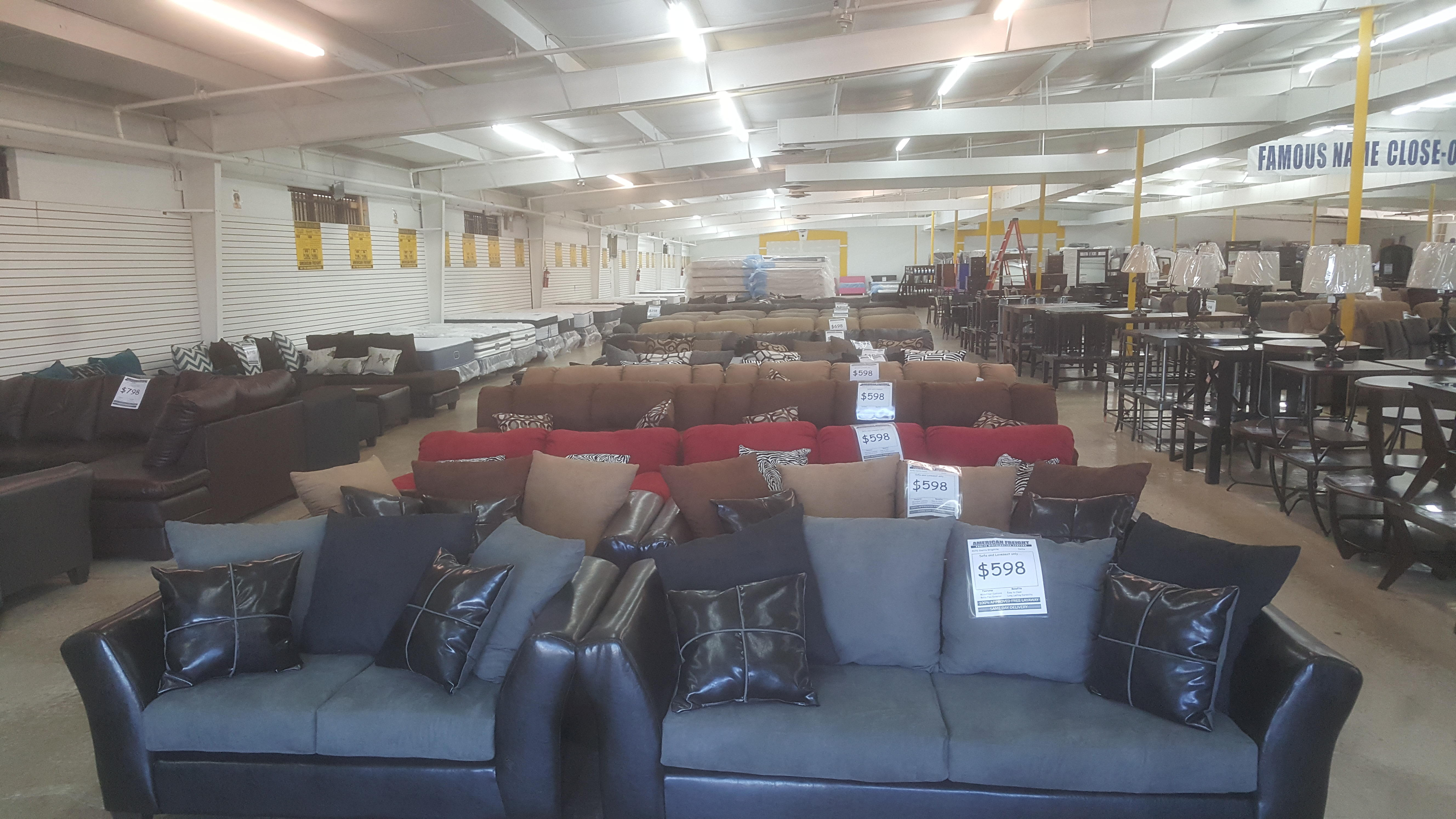 American Freight Furniture And Mattress In Jackson Ms 39206