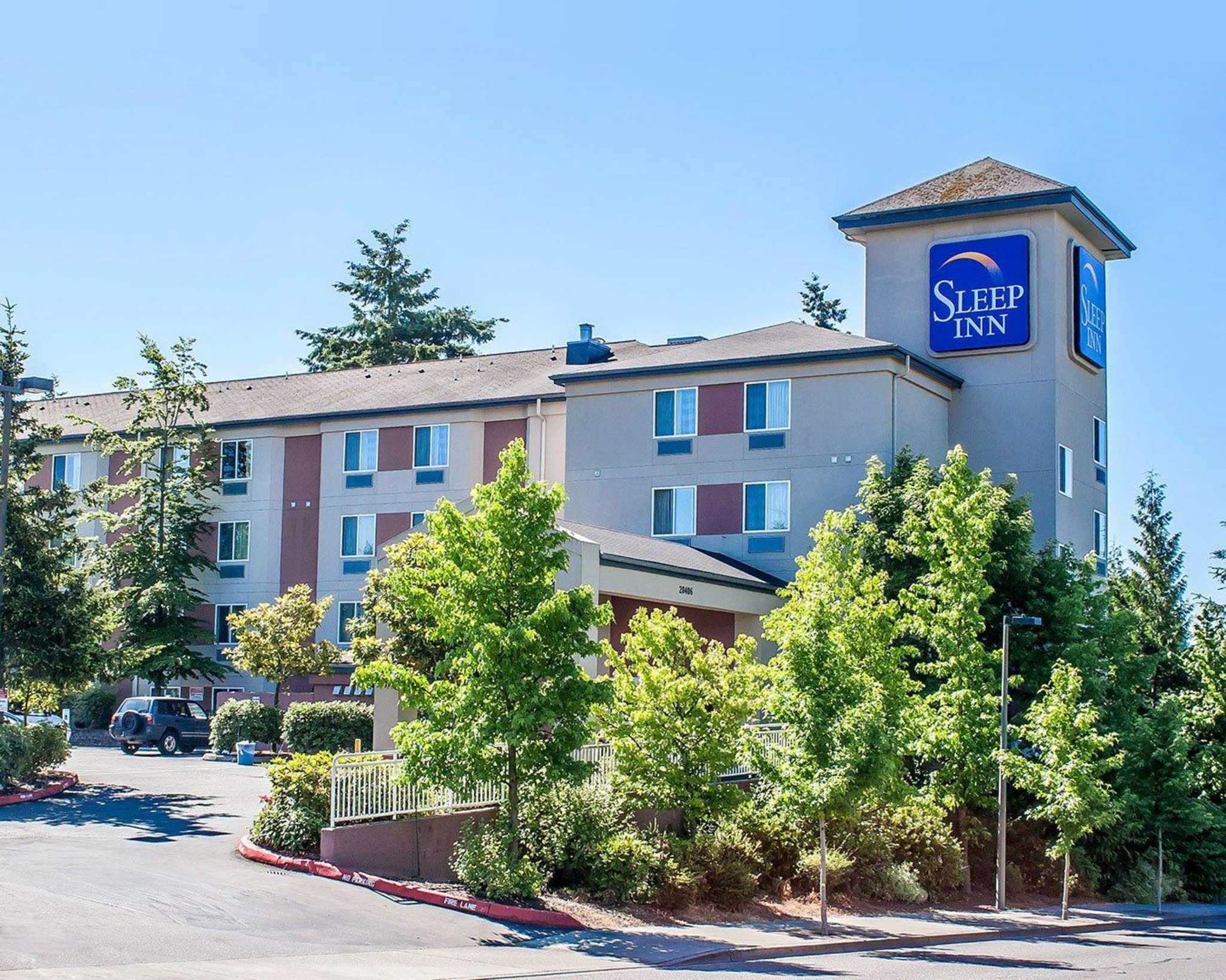 Seatac Stay And Park Hotels