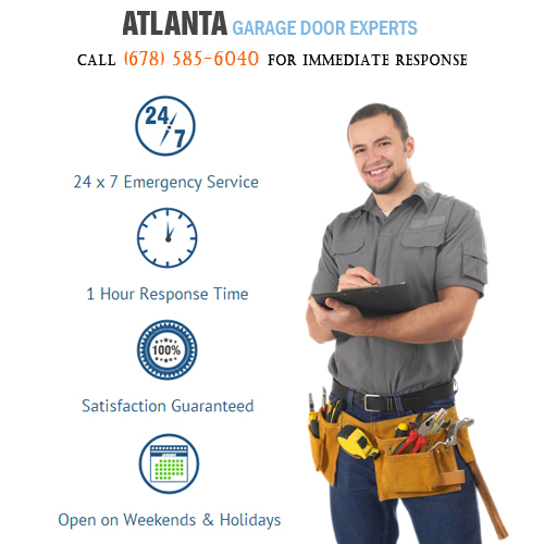 Atlanta Garage Door Experts