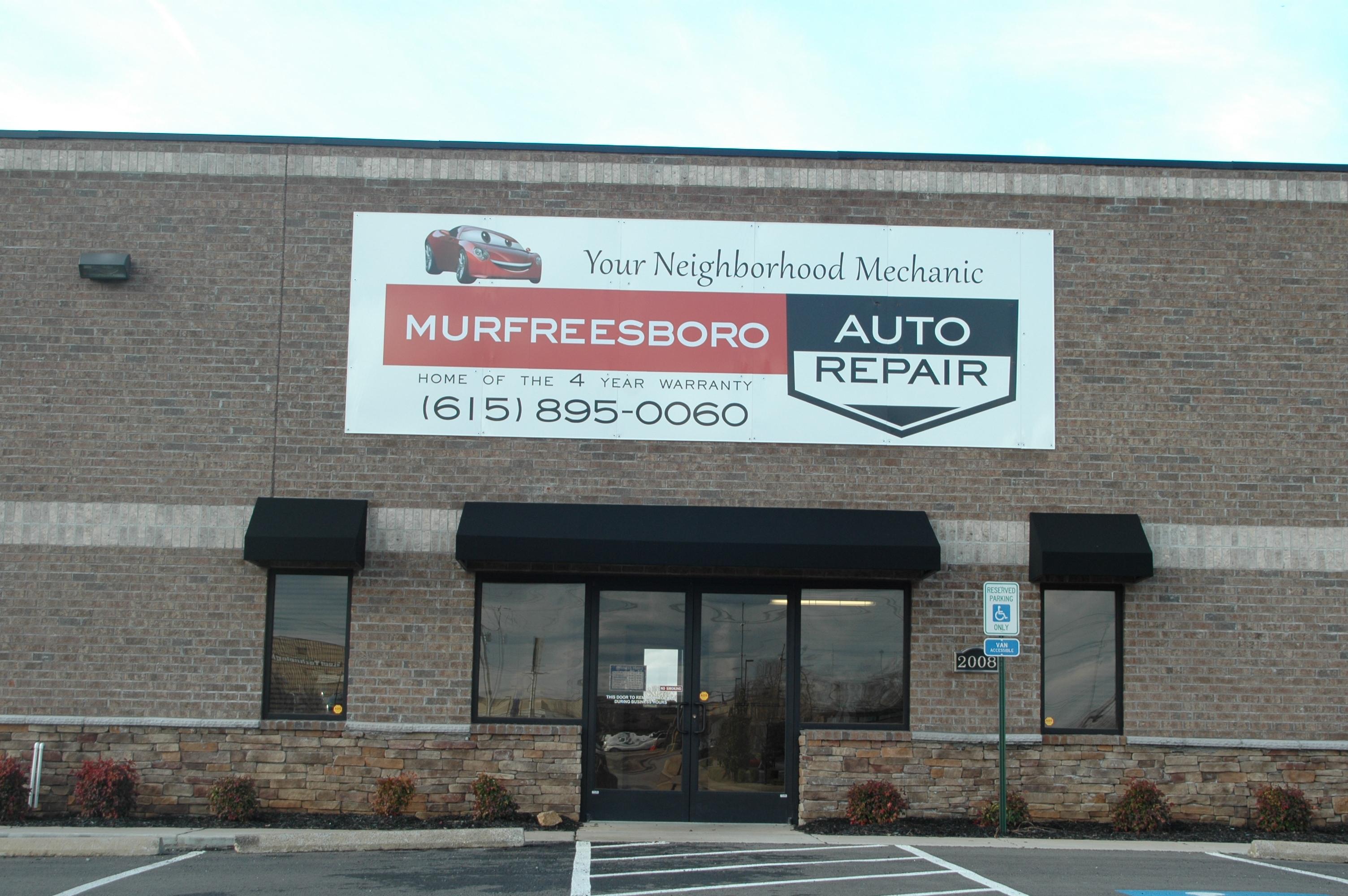 murfreesboro auto repair murfreesboro tennessee. Black Bedroom Furniture Sets. Home Design Ideas