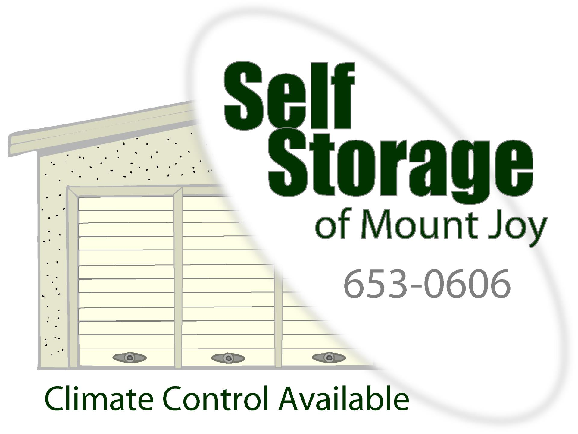Self Storage Of Mount Joy Mount Joy Pennsylvania Pa
