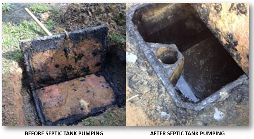 Twins plumbing septic dallas georgia ga for Septic tank plumbing problems
