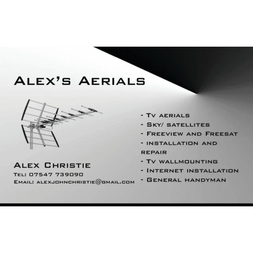 Alex's Aerials Ltd - Maryport, Cumbria CA15 8DL - 07547 739090 | ShowMeLocal.com