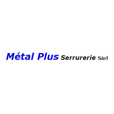 Métal Plus Serrurerie SARL