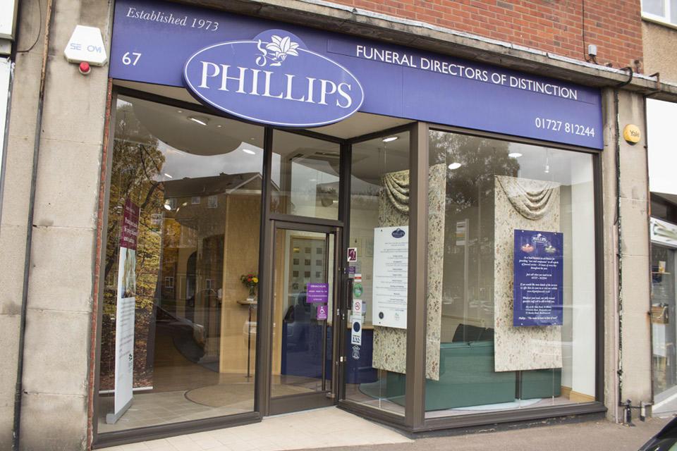 Phillips Funeral Directors