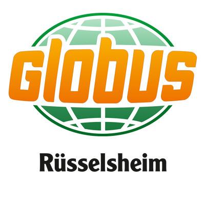Logo von Globus Rüsselsheim
