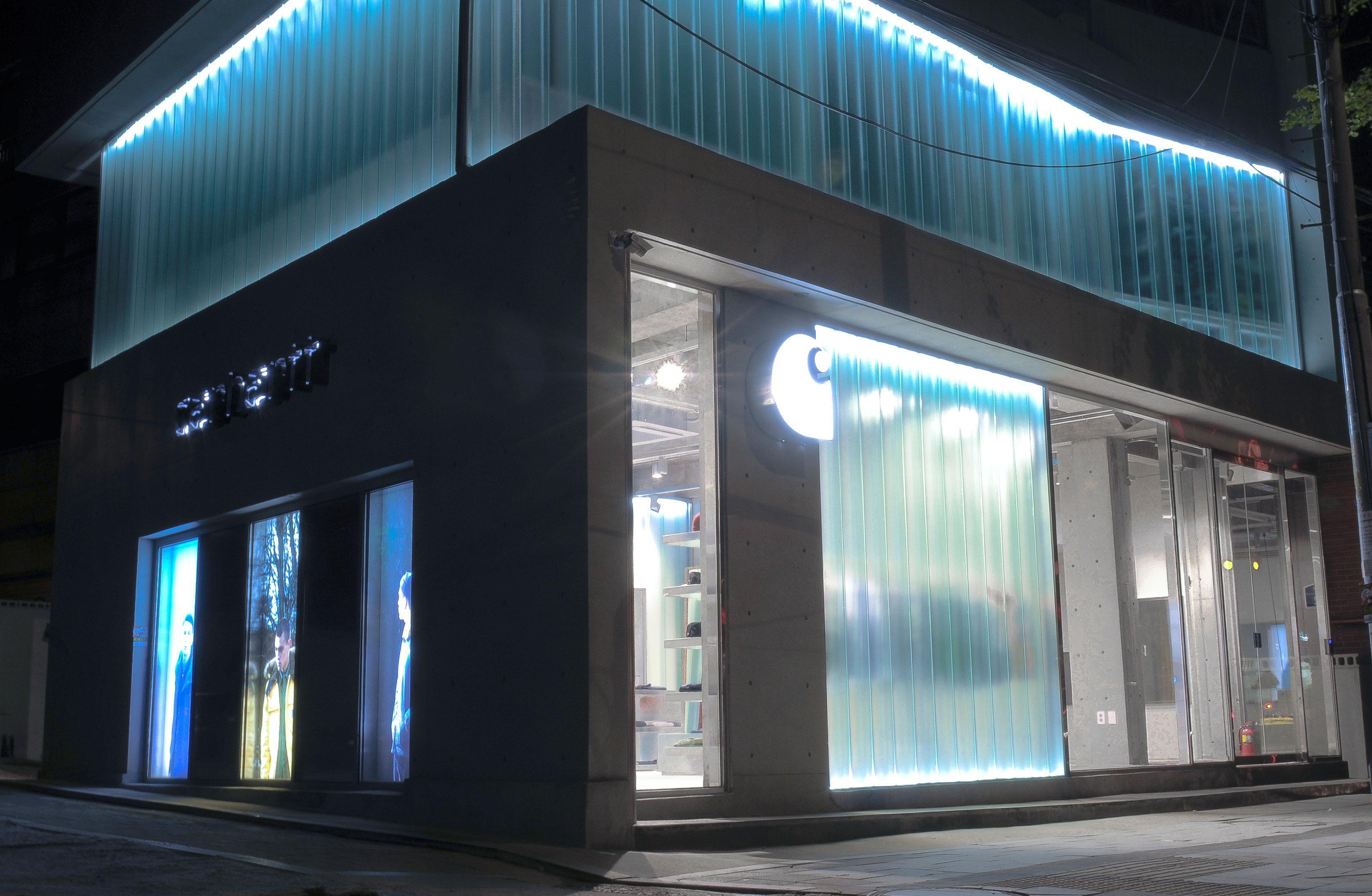 Carhartt WIP Store Seoul Hongdae