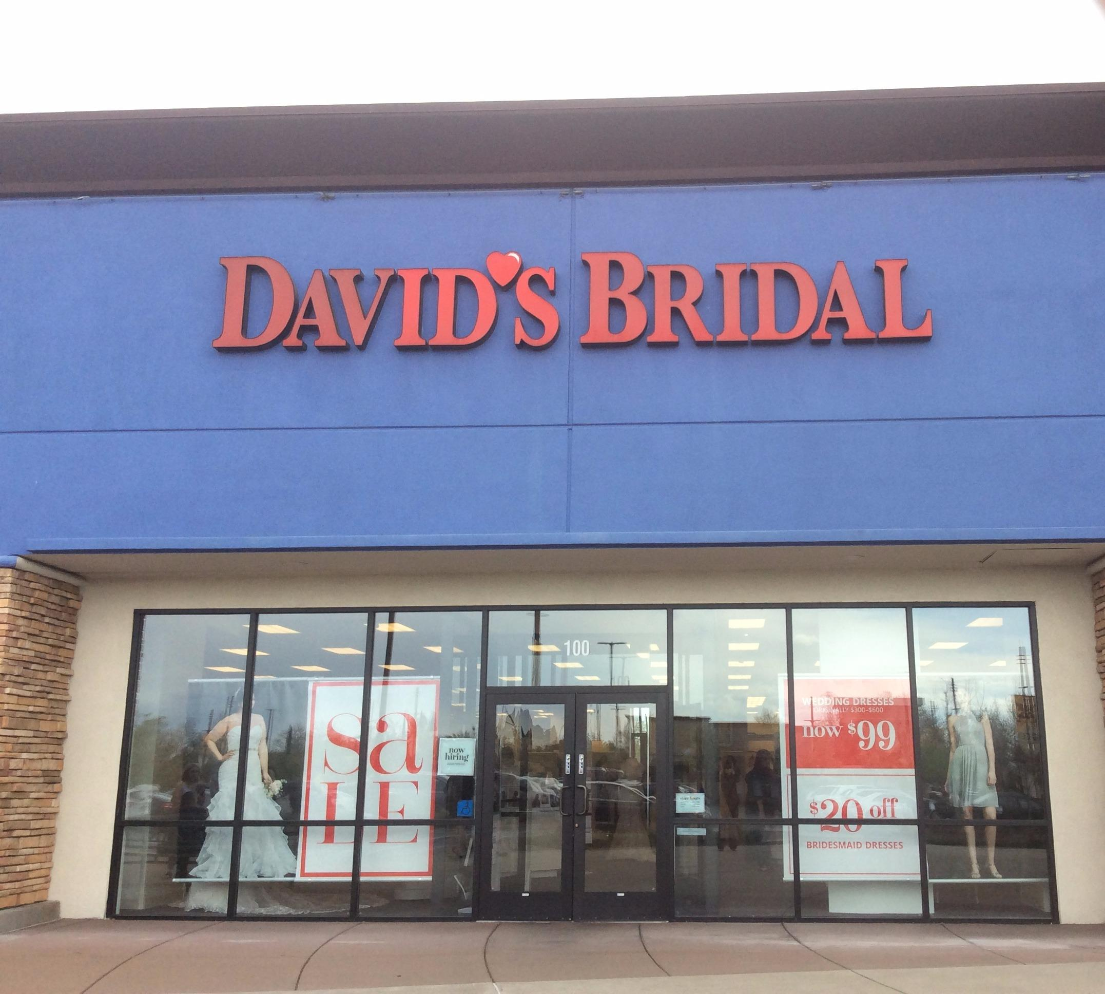 David 39 s bridal coupons roseville ca near me 8coupons for Wedding dress alterations roseville ca