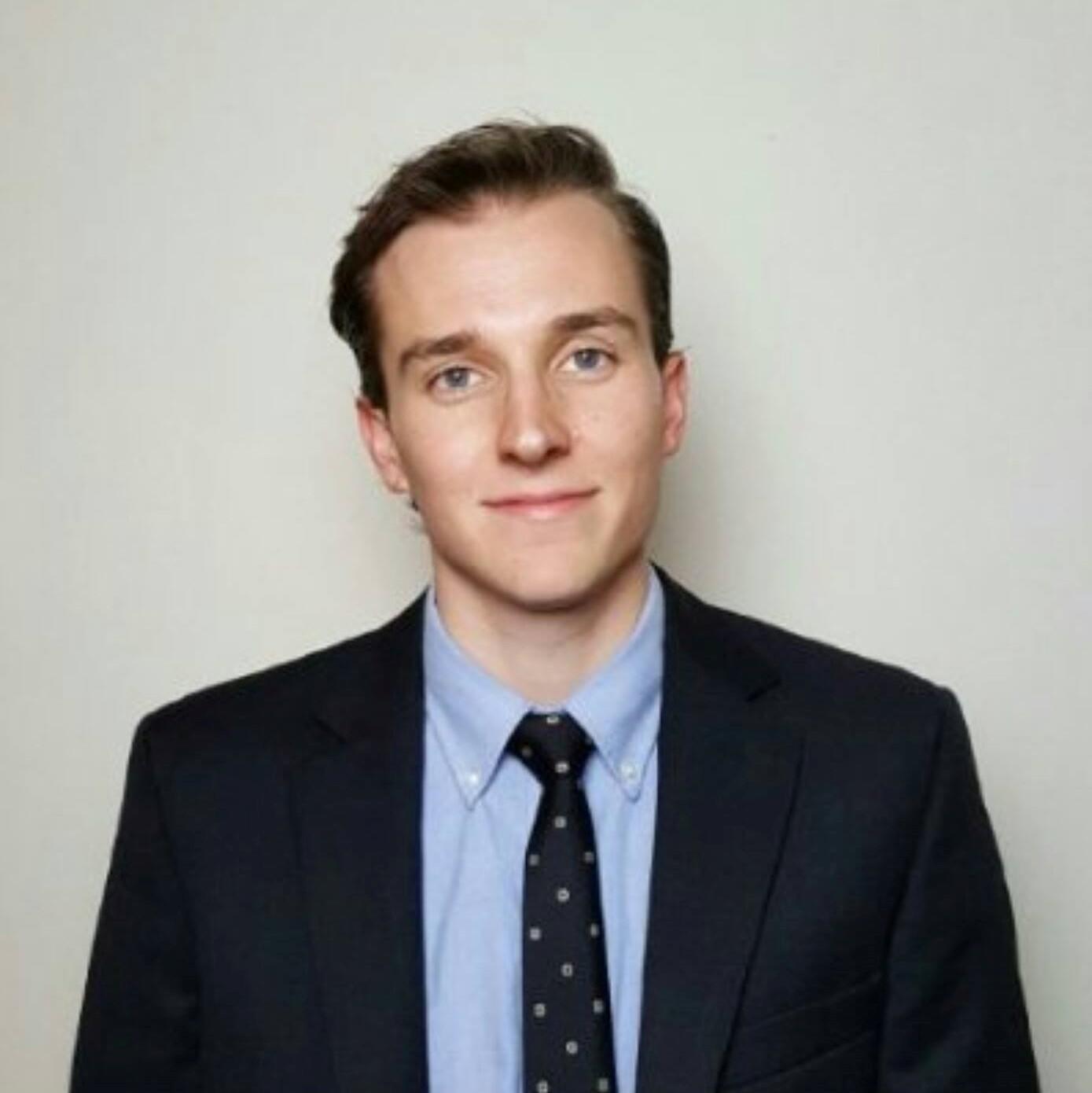 Nicholas Golm, Bankers Life Agent