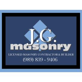J.G. Masonry - Midland, MI - Concrete, Brick & Stone