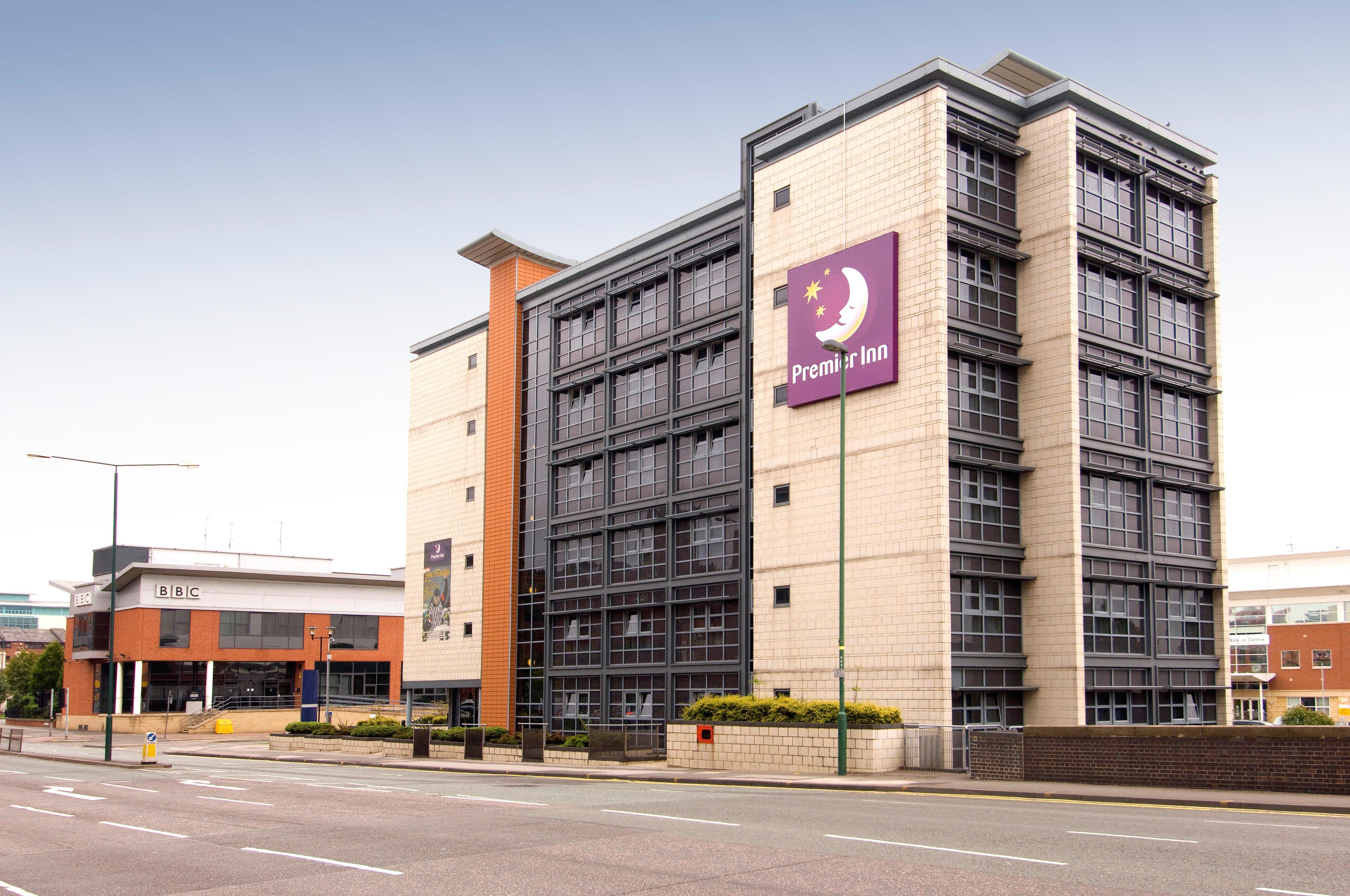 Premier Inn Nottingham Arena (London Road) hotel