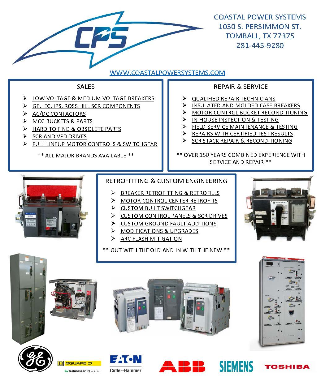 Coastal Power Systems - Electrical Contractors Tomball Texas