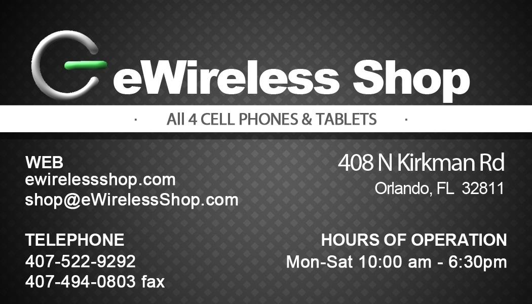 eWireless Shop