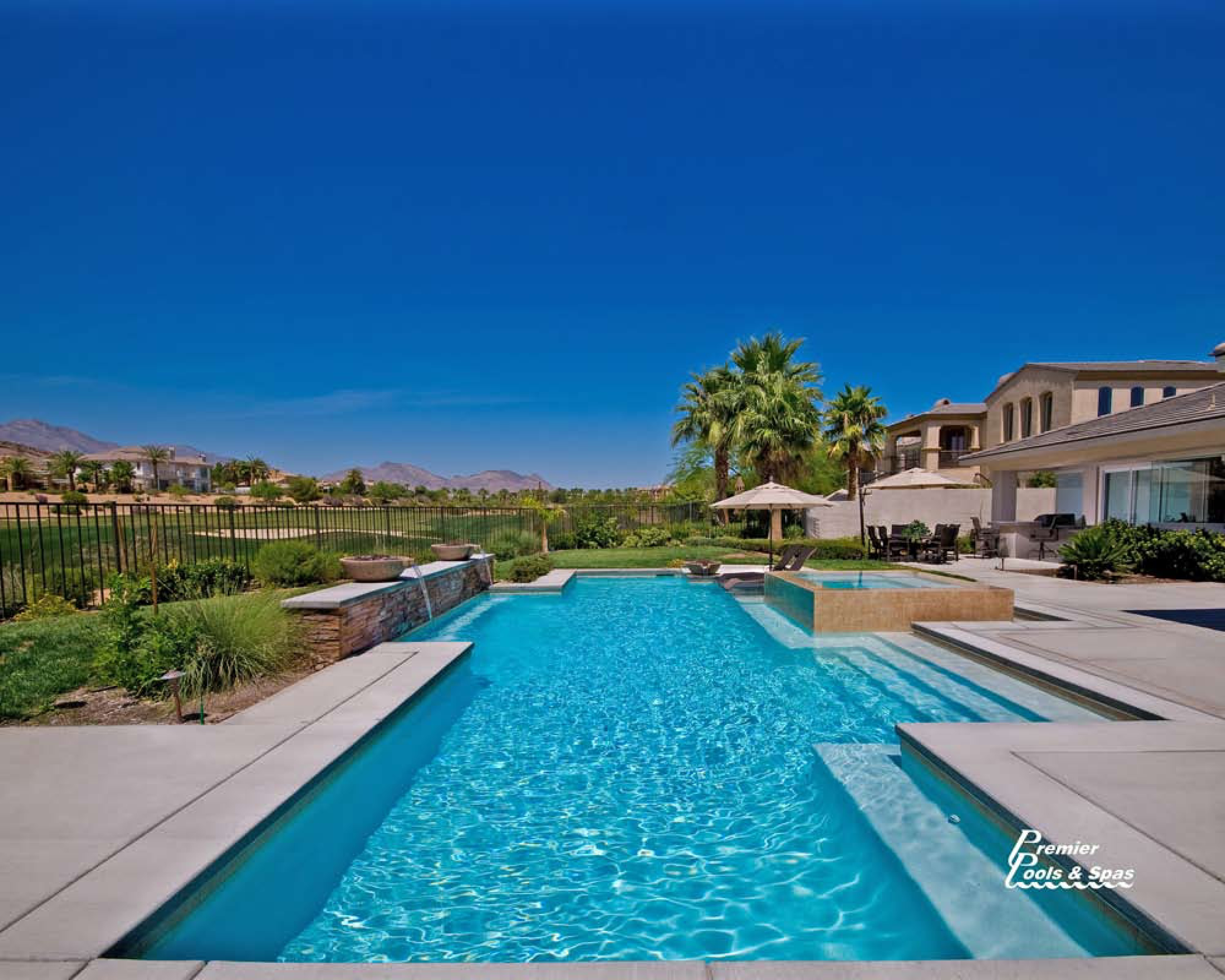 Premier pools and spas in corona ca 92881 for Premier pools