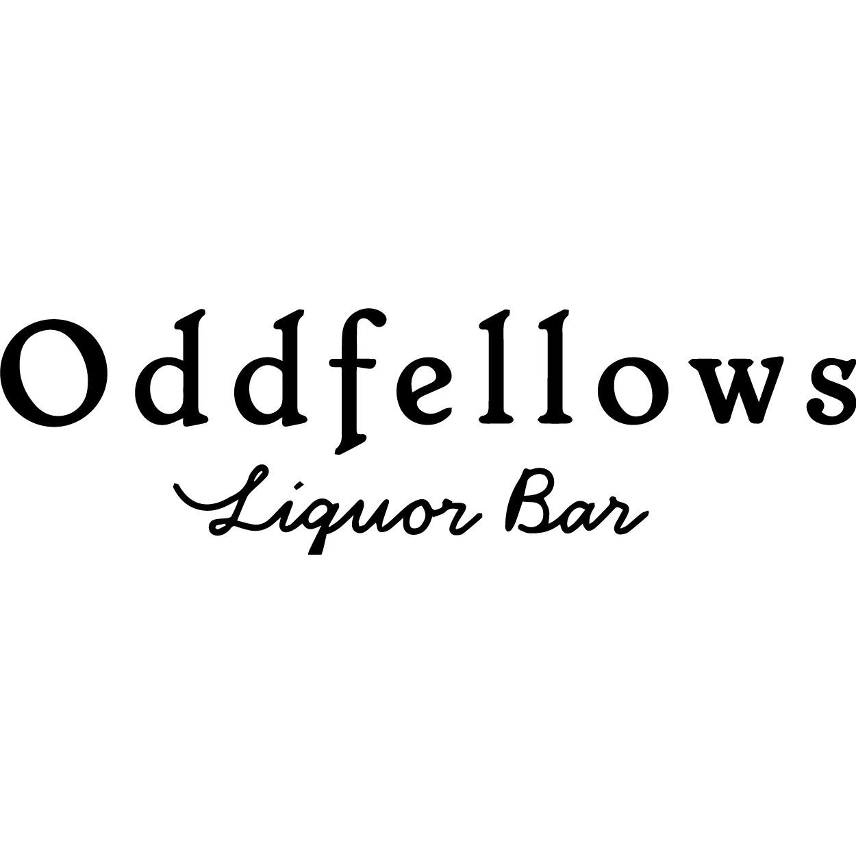 Oddfellows Liquor Bar