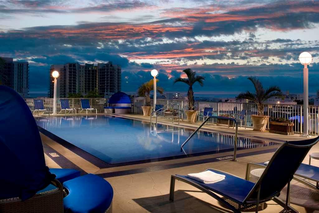 Miami Marriott Courtyard South Beach
