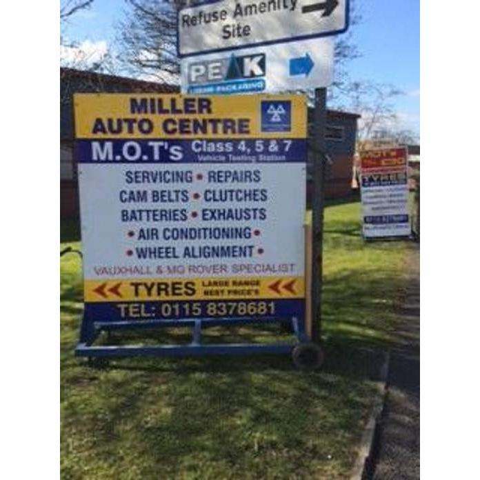 Miller Auto Centre - Ilkeston, Derbyshire DE7 8EF - 01158 378681 | ShowMeLocal.com