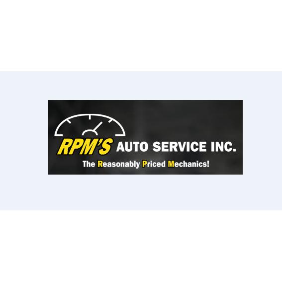 RPM's Auto Service Inc.