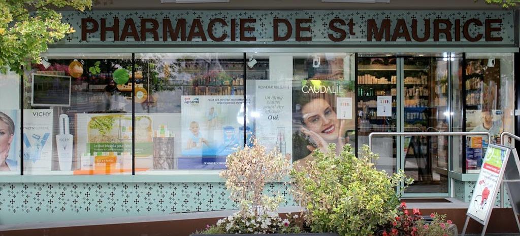 Pharmacieplus de St-Maurice SA