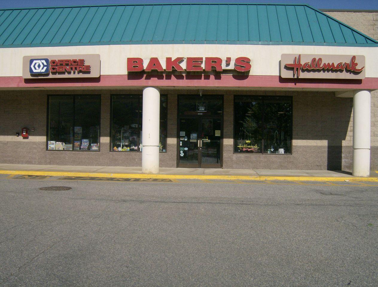 Baker's Hallmark
