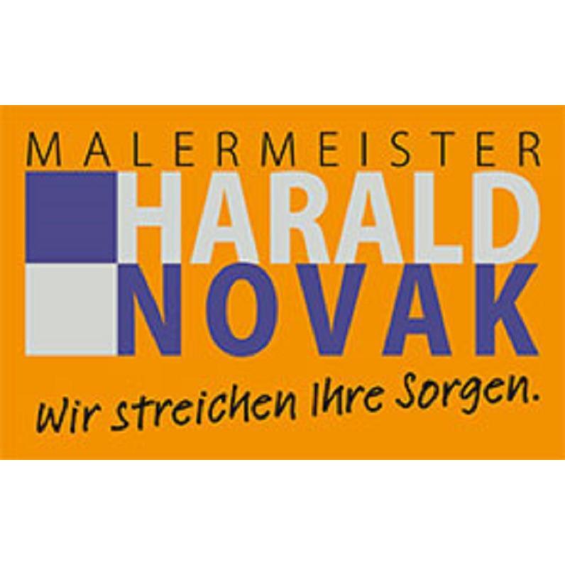 Malermeister Harald Novak Logo