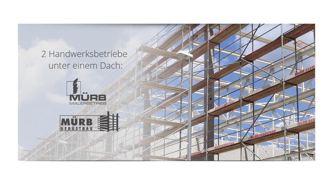 Gerüstbau & Malerbetrieb Mürb GmbH + Co. KG