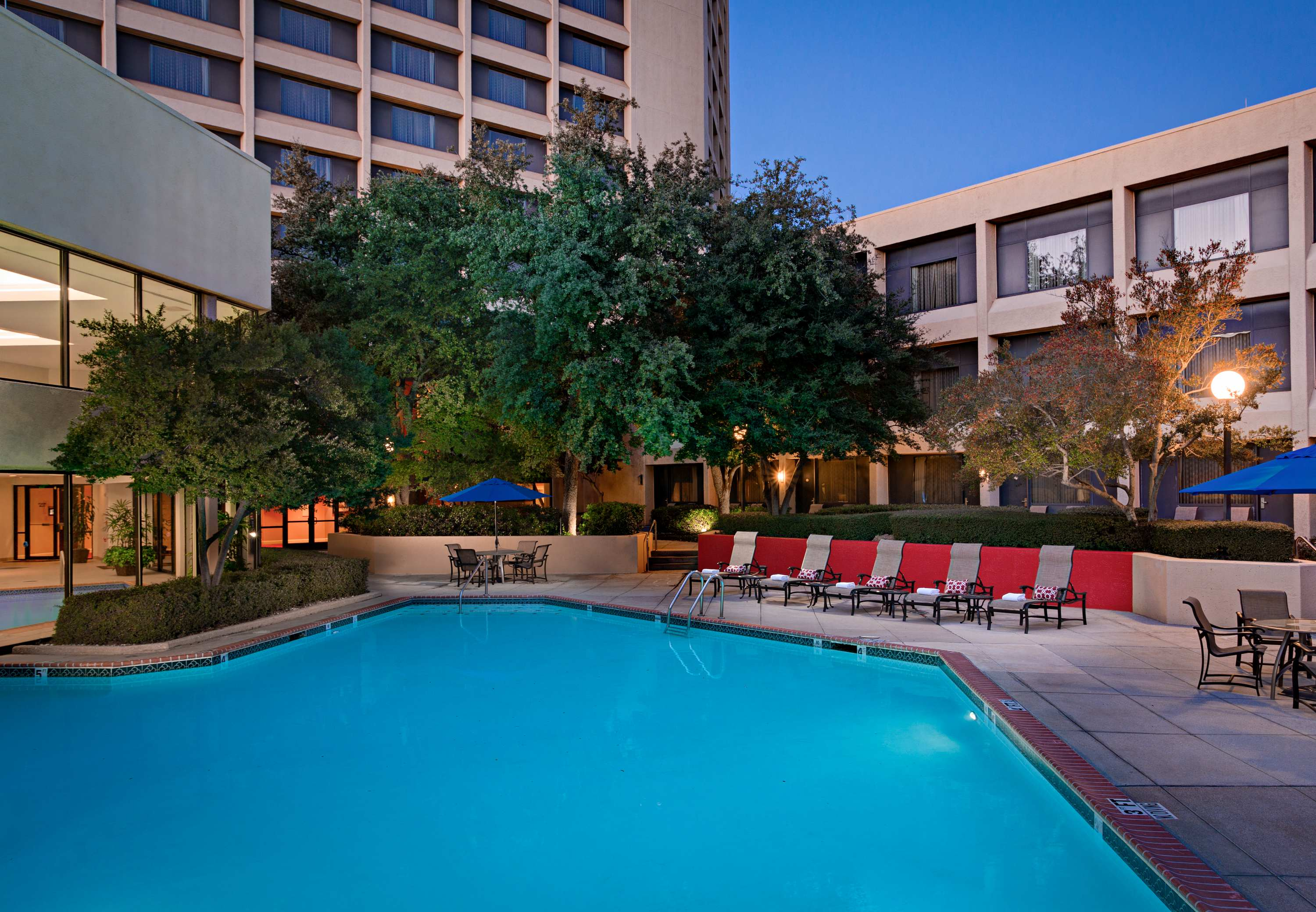Dallas Fort Worth Airport Marriott In Irving Tx 75063