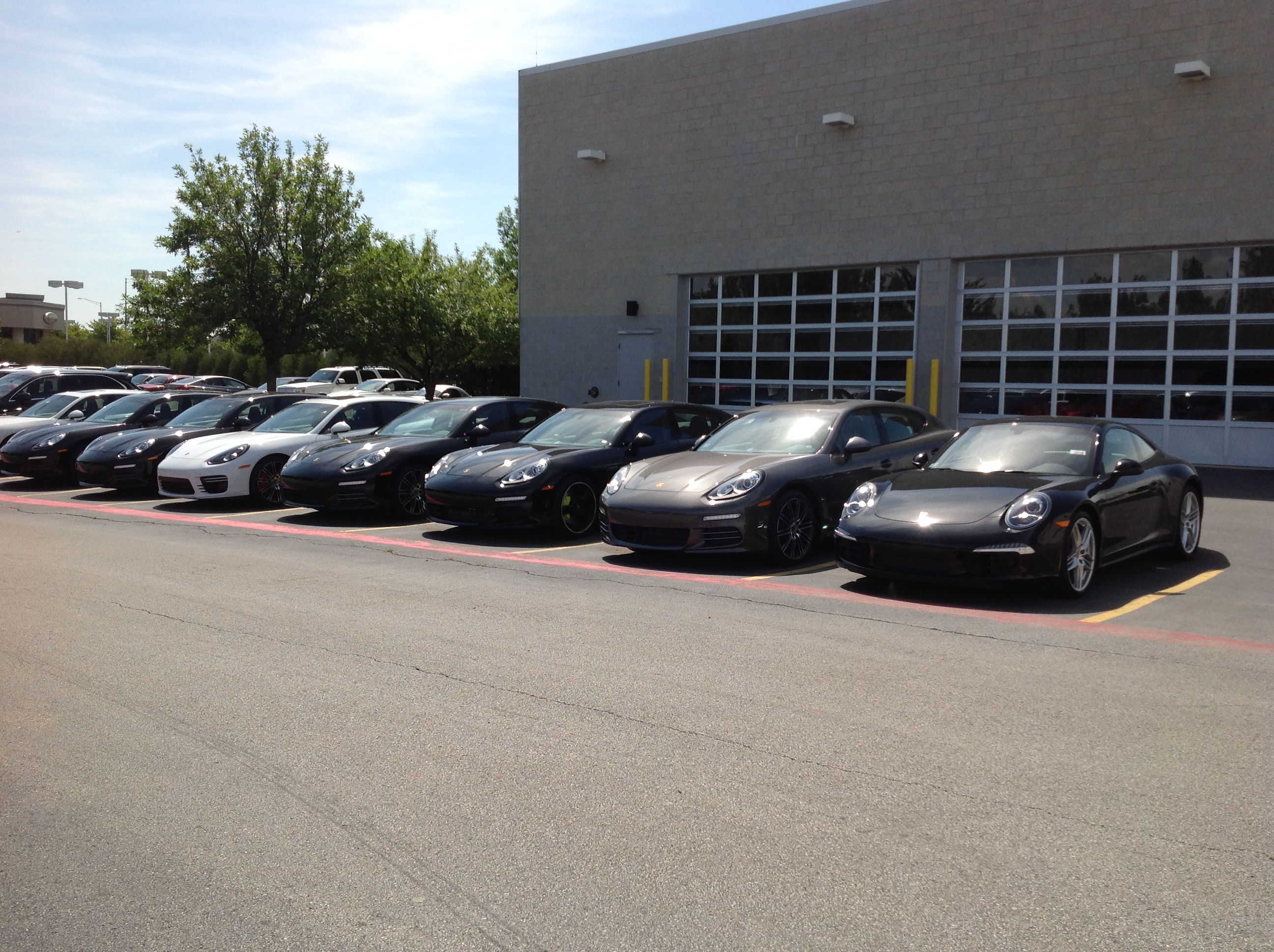 Porsche Orland Park A Joe Rizza Dealership Orland Park
