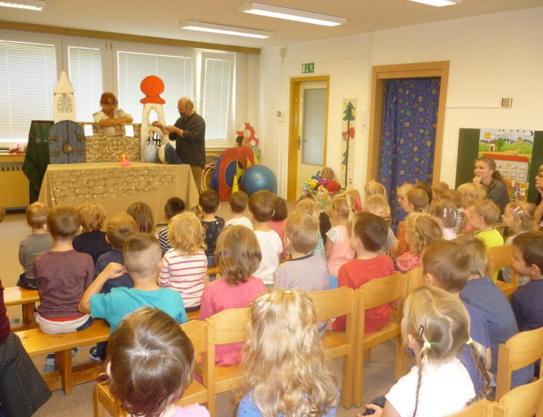 Mateřská škola, Praha 10, Jakobiho 329