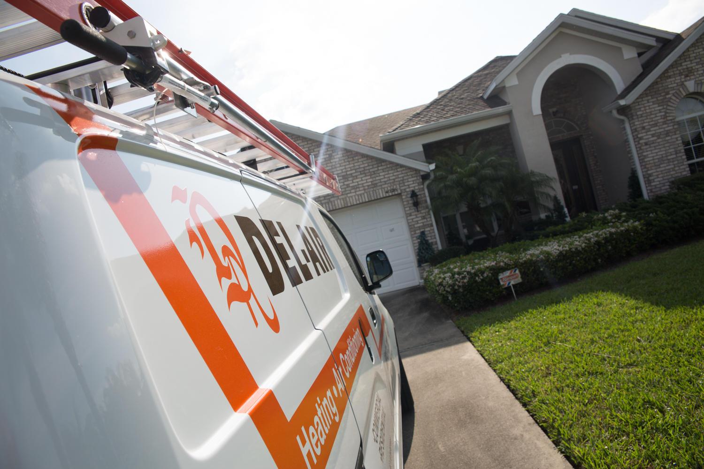 Del Air Heating And Air Conditioning Bradenton Florida