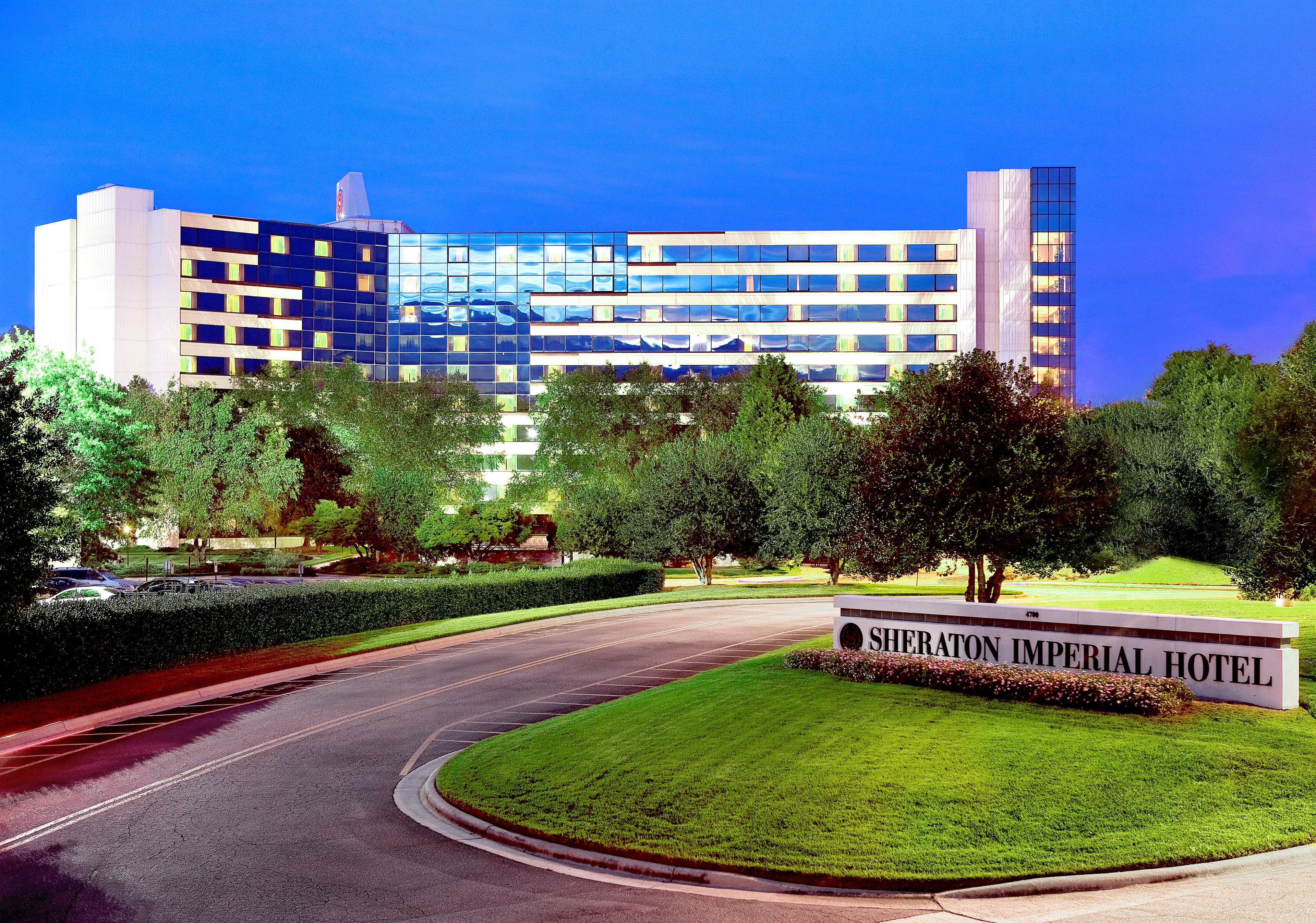 Hotels Near Durham Convention Center