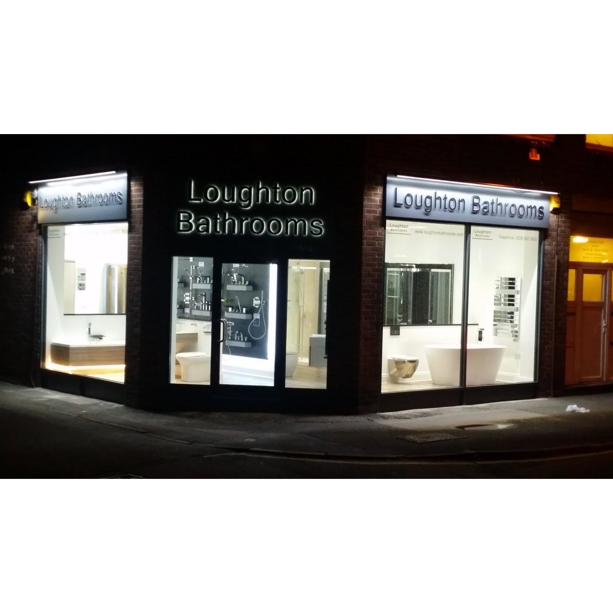 Loughton Bathrooms - Loughton, Essex IG10 2RS - 020 8502 3800 | ShowMeLocal.com