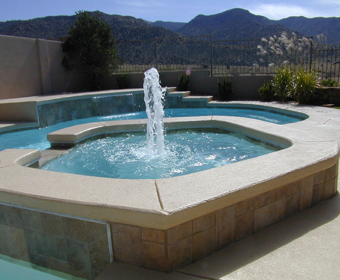 New Mexico Pools And Spas Albuquerque New Mexico Nm