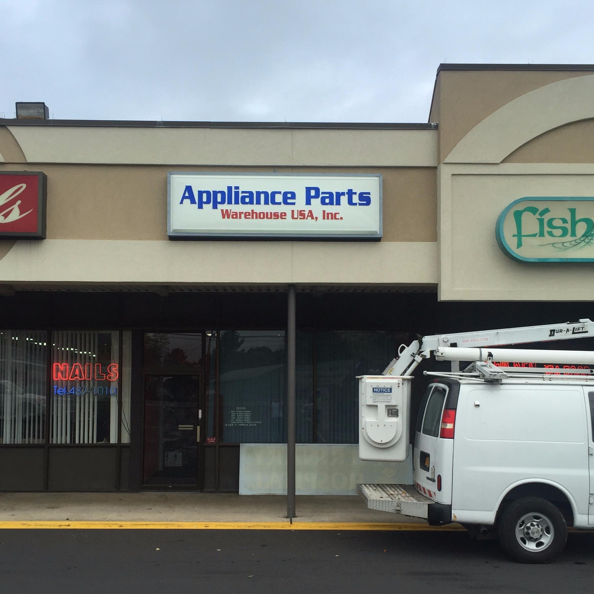 Appliance Parts Warehouse USA, Inc. - Syracuse, NY - Appliance Stores