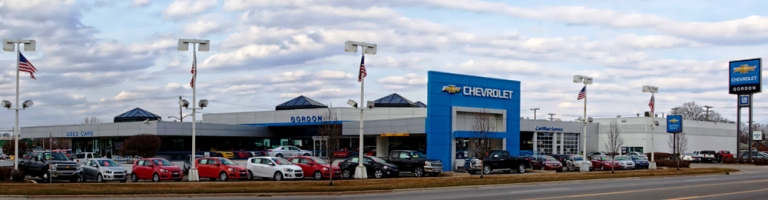 Gordon Chevrolet In Garden City Mi 48135
