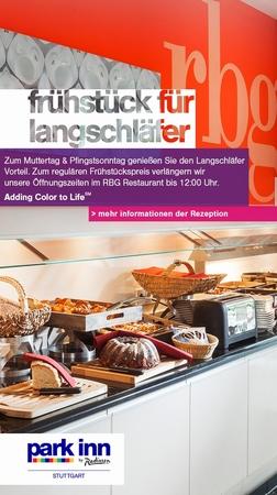 Kundenbild klein 3 Park Inn by Radisson Stuttgart