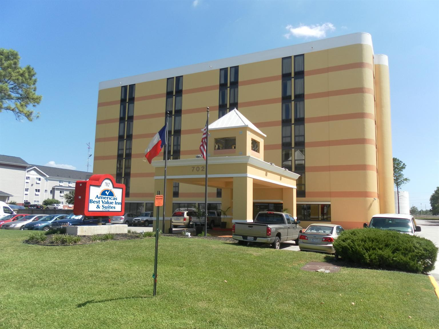 Hotels Near Bush Airport Houston Texas