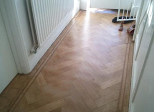 FSC Floor Sanding