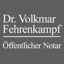 Dr. Volkmar Fehrenkampf