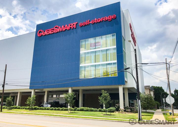 CubeSmart Self Storage - Houston, TX 77007 - (713)861-6004 | ShowMeLocal.com