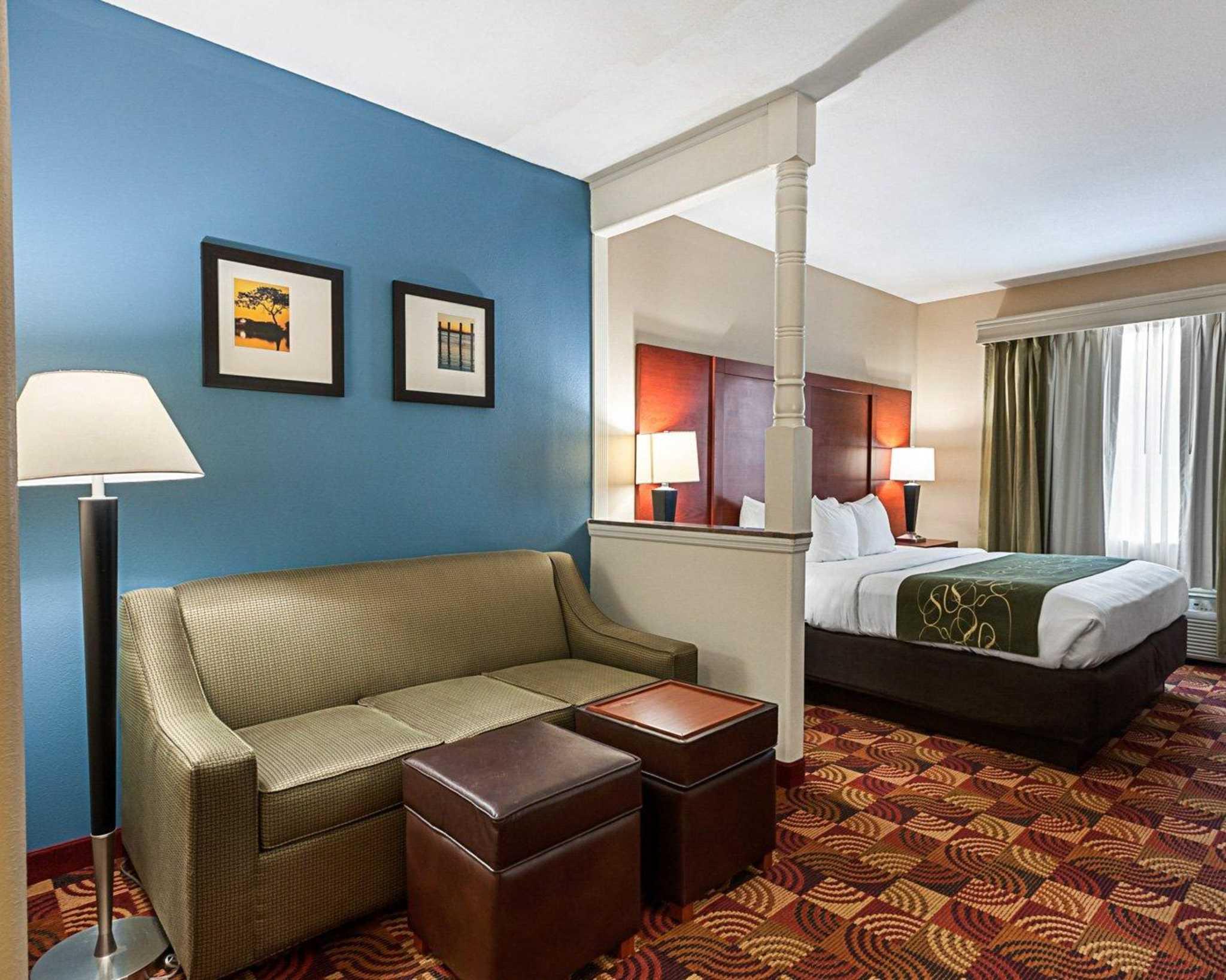 Comfort Suites Lake Charles Louisiana La